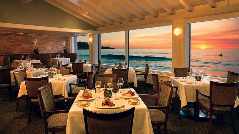restaurants d five