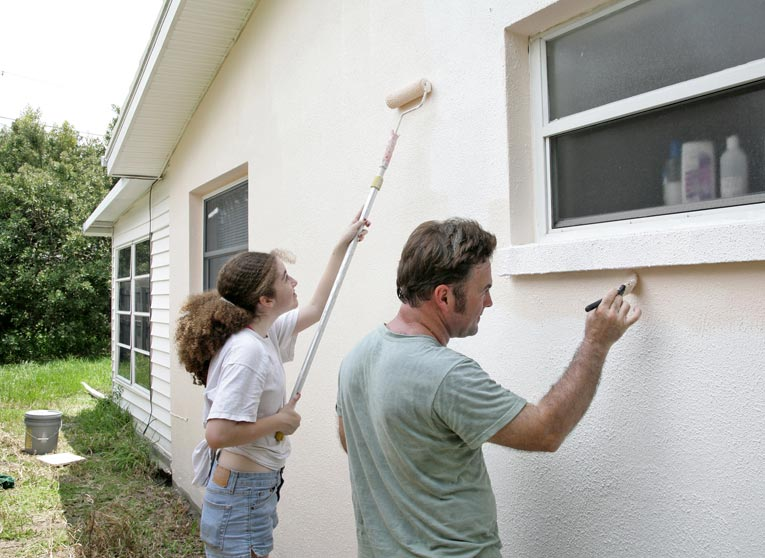 When Is The Best Time To Re Paint Your Home Dfives